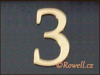 C5    Čísélko zlaté  '3'