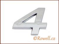 C26 Číslice 26mm   '4'