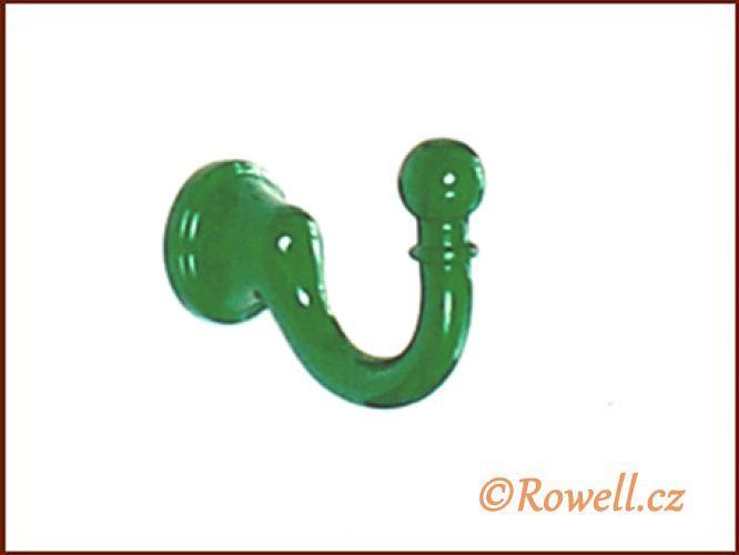H1a Háček s vrutem/ zelená rowell