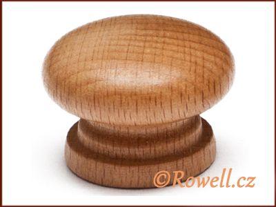 KD1 Knopka 35mm dřevo-buk rowell