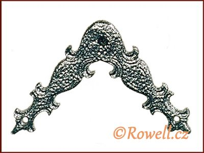 R1 Rohovník komax stříbro rowell