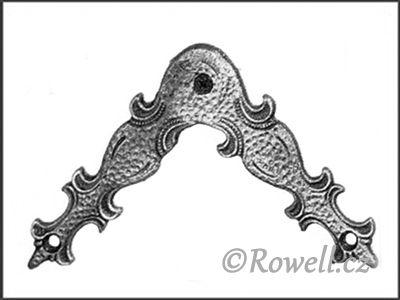 R1 Rohovník starostříbro rowell
