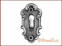 SK1   Štítek klíč starostříbro