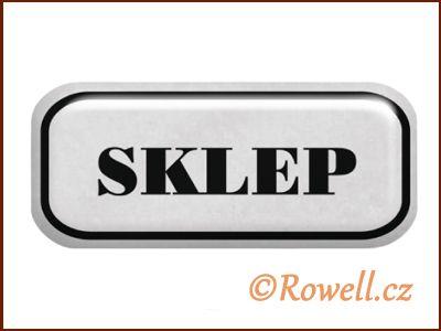 NSD stříbrný 'Sklep' rowell